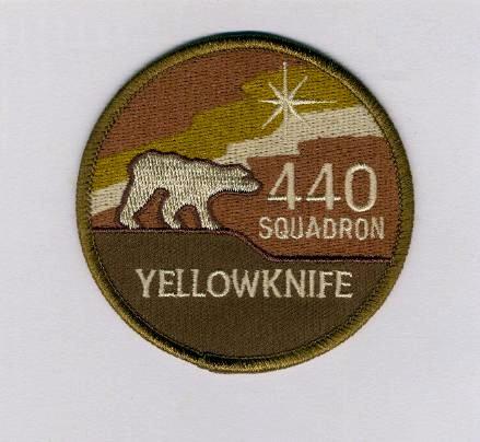 440 Squadron Crest