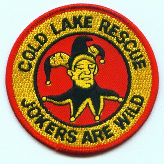 Cold Lake Rescue Jester