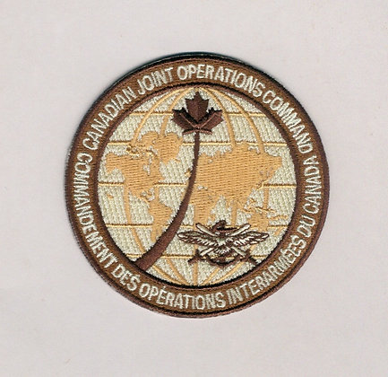 CJOC Tan Patch