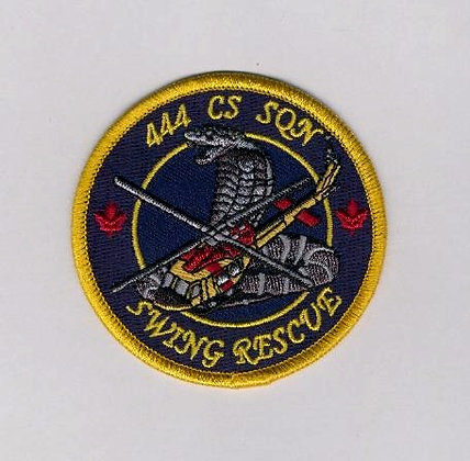 444 CS Squadron 5 Wing Rescue