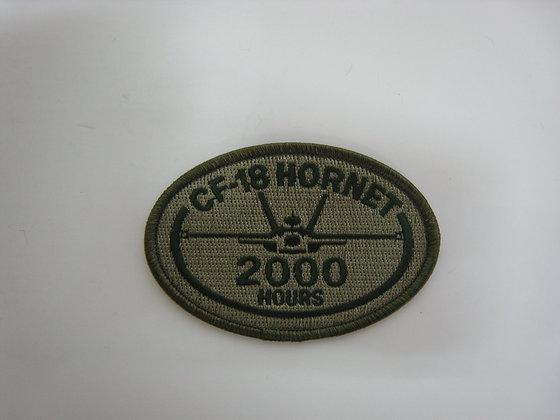 CF-18 Hornet 2000 Hours