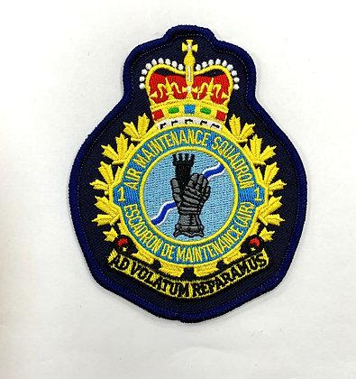 1 AMS heraldic