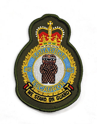 402 Squadron Crest