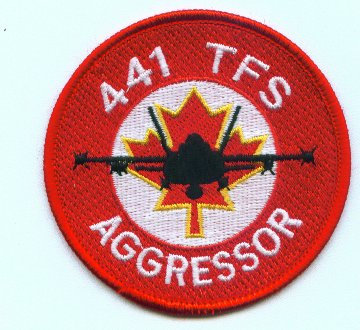 441 TFS Aggressor
