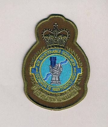 1-AMS LVG Heraldic Crest