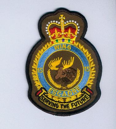 15 Wing Crest