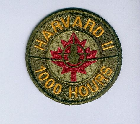 Harvard II 1000 Hours