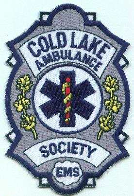 Cold Lake Ambulance Society