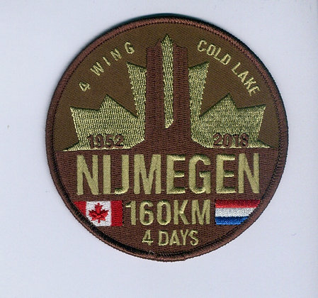 Nijmegen Patch