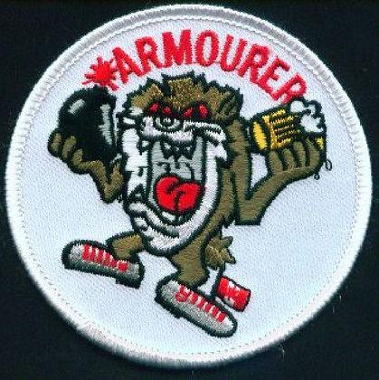 Armourer Taz