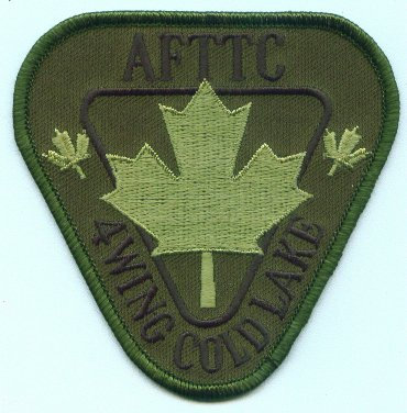 AFTTC Triangle patch