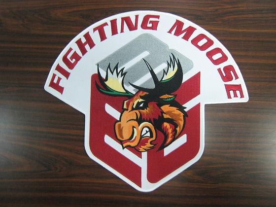 Meg Energy Fighting Moose