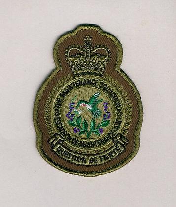 3 EMA Heraldic Crest