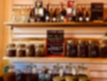 Refill vinegar coffee dried herbs.jpg