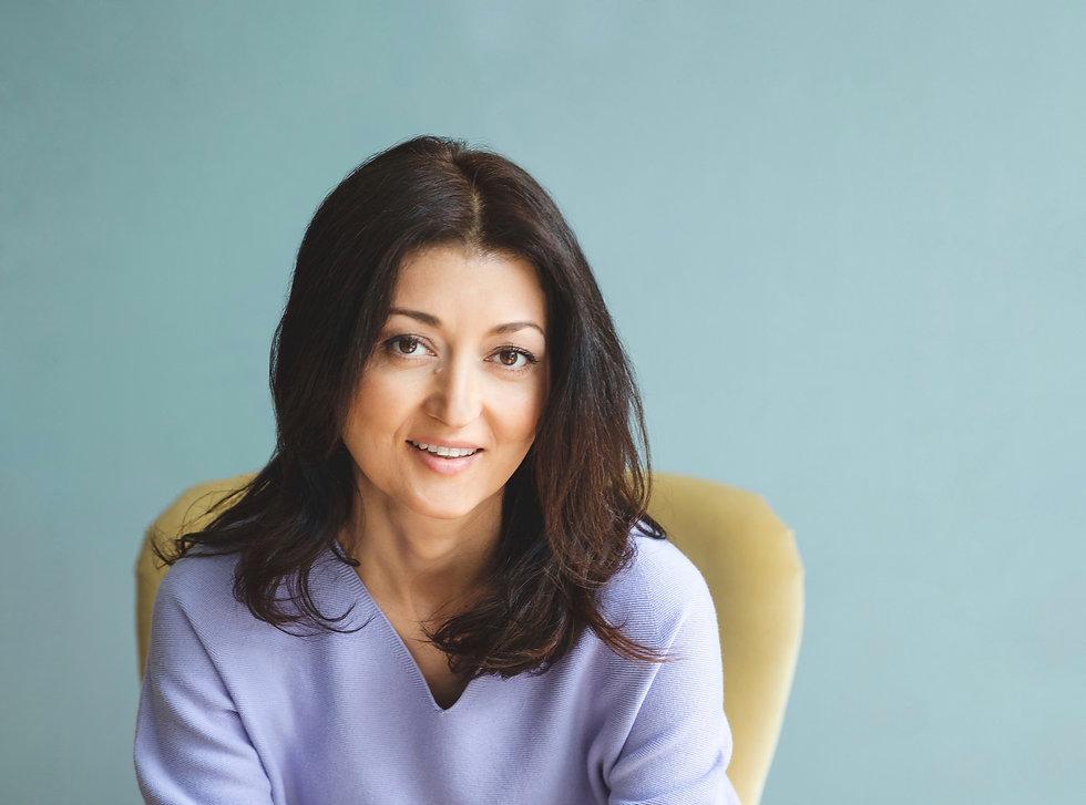 Irina Gelwer bekommt Feedback von 1:1 Coaching Kunden
