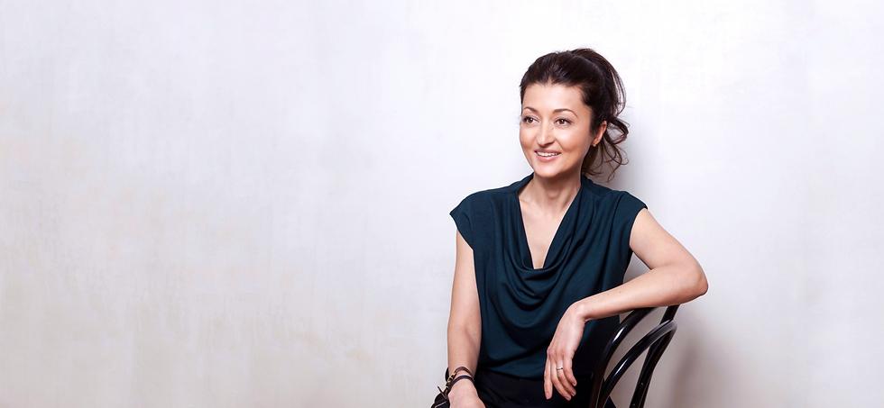 Irina Gelwer ist Business Life Coach in Berlin