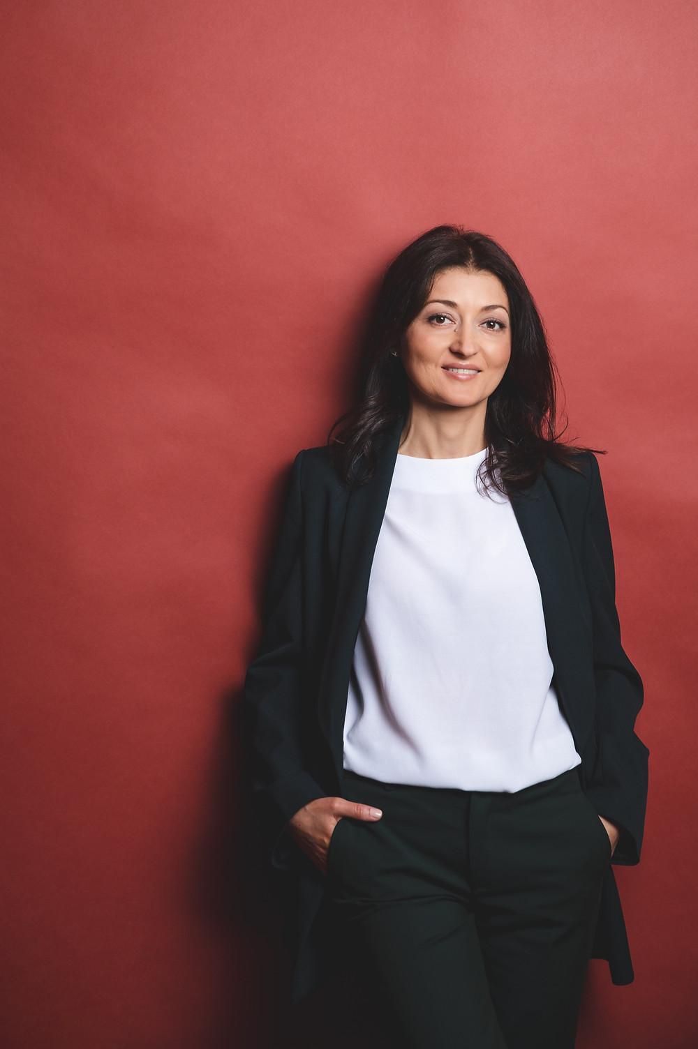 Irina Gelwer, Business Coach & Trainerin für Persönliche Effektivität & Emotionale Intelligenz