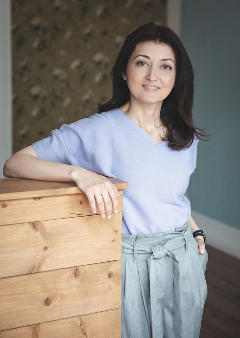 Irina Gelwer Business Coaching & Mentoring Berlin