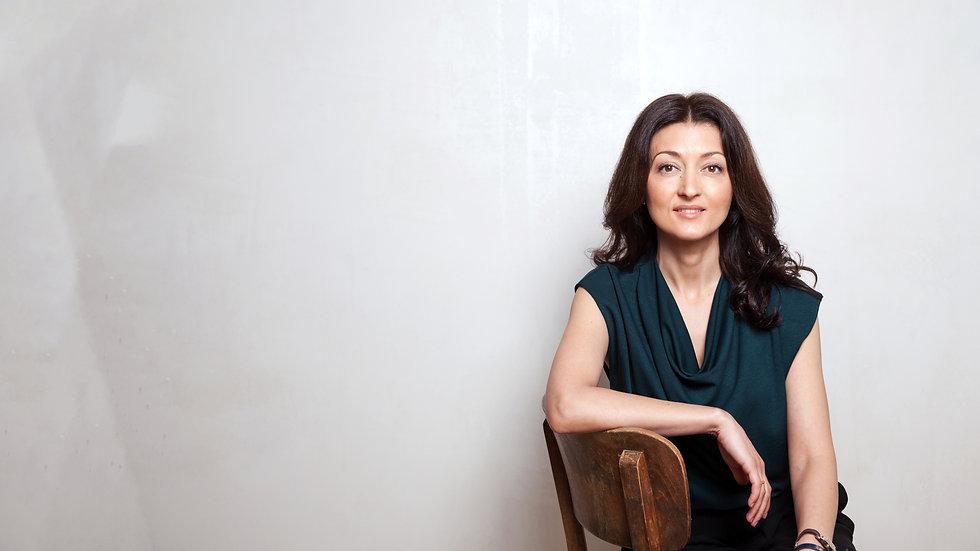 Irina Gelwer macht Coaching & Mentoring für ambitionierte High Performer