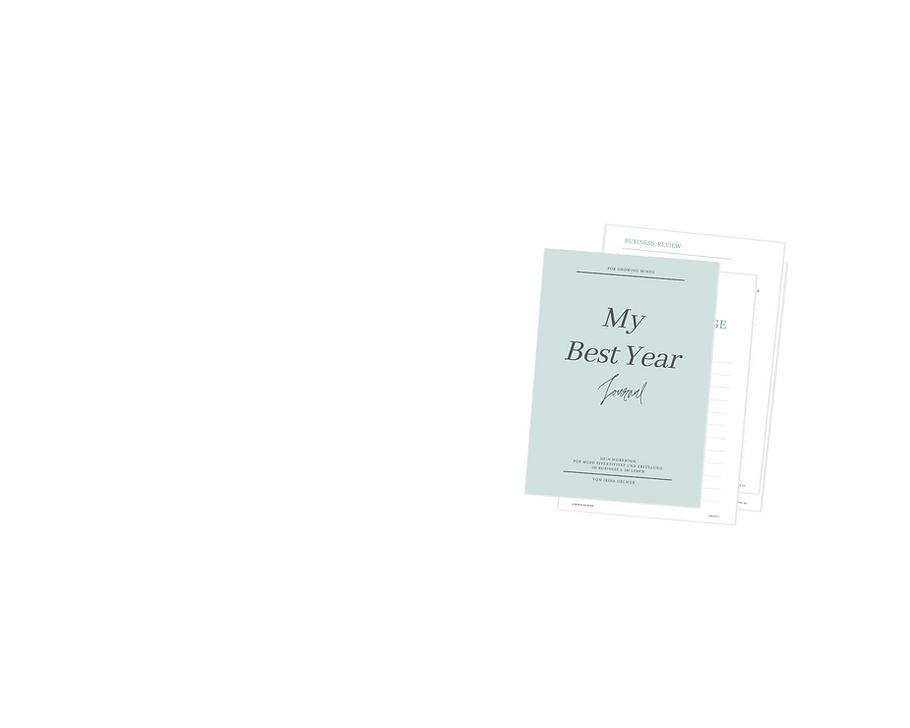 Workbook Journal für Emotionale Intelligenz Ziele und Planung