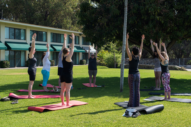 Outdoor Themed Classes