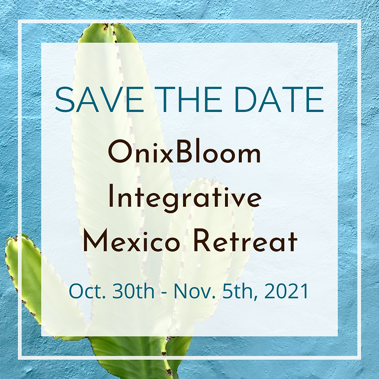 Integrative Retreat in Mexico - Cancelled