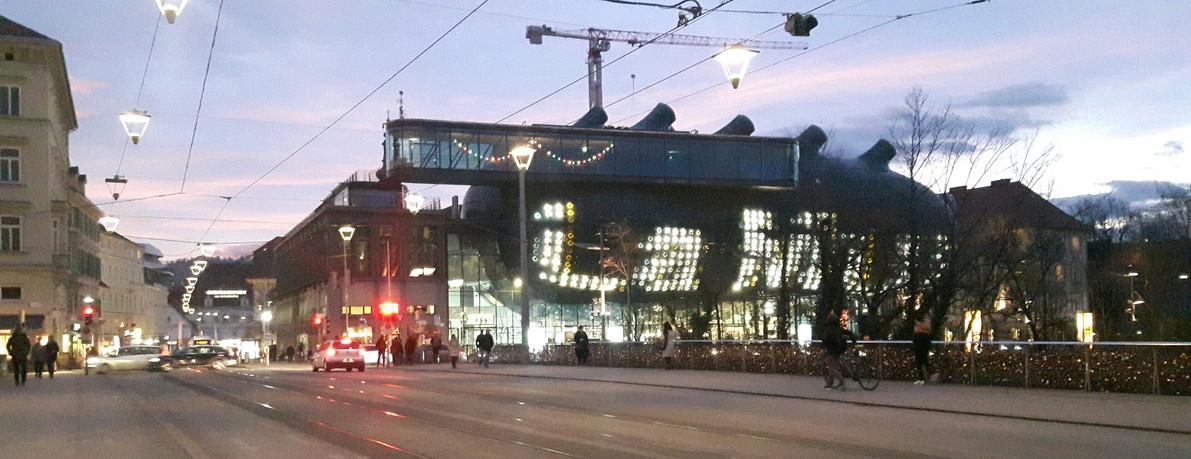 Graz modern