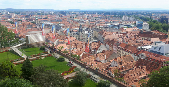 Graz mittelalterlich