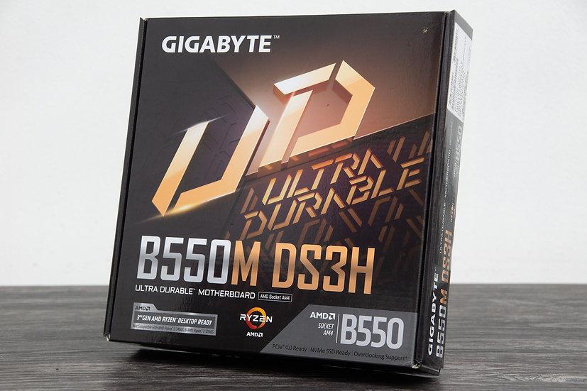 Gigabyte B550M DS3H