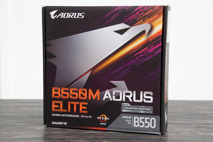 Gigabyte B550M Aorus Elite