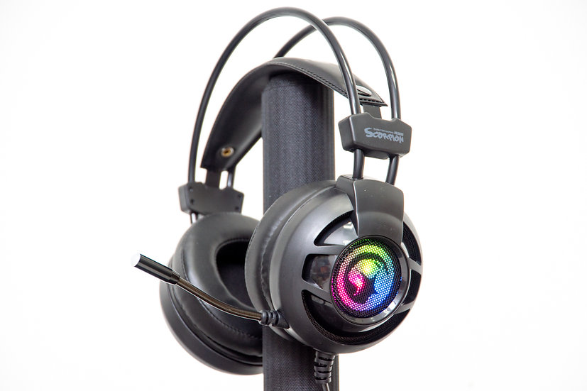 Marvo HG9018 USB 7.1 RGB Gaming Headset