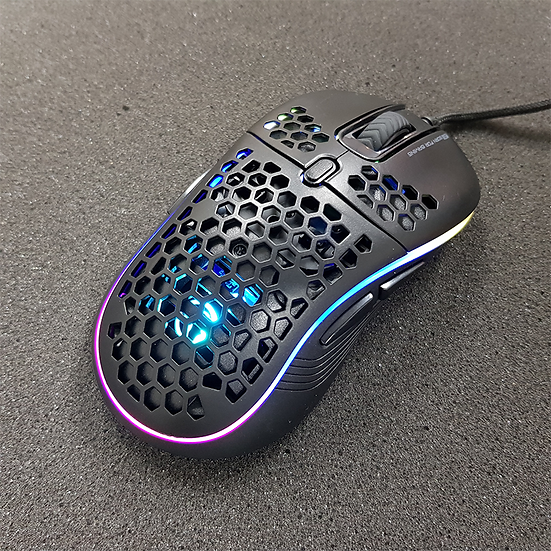 Marvo M518 RGB LED (Multiple Effect) 8 Buttons USB Gaming Mouse