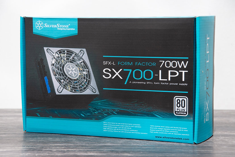 SilverStone SX700-LPT 80+ Platinum SFX-L Full Modular