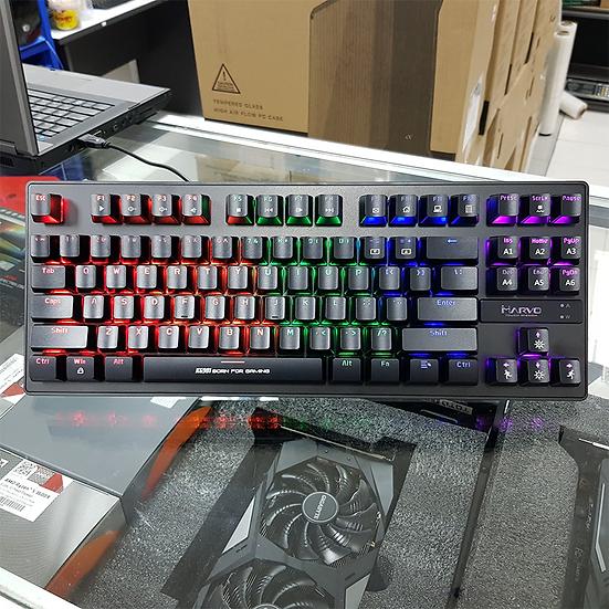 Marvo Mechanical ( KG901 ) 87 Keys Blue Switch Gaming Keyboard