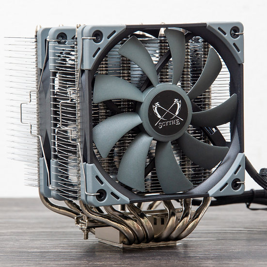 Scythe FUMA 2 Twin-Tower-Design CPU Air Cooler
