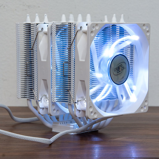 Deepcool Neptwin White Air Cooler