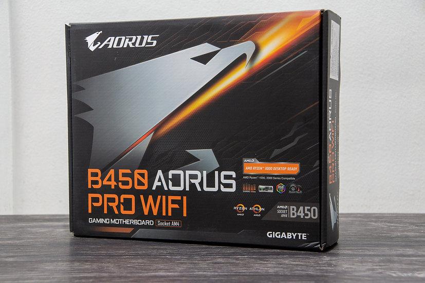 Gigabyte B450 Aorus Pro Wifi