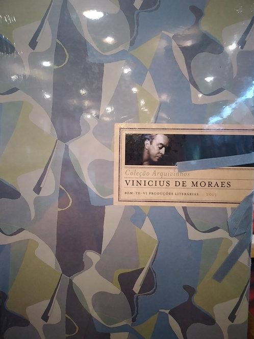 Vinicius de Moraes - livro +cd