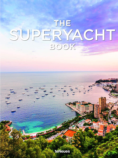 The Superyacht Book - Harris, Tony