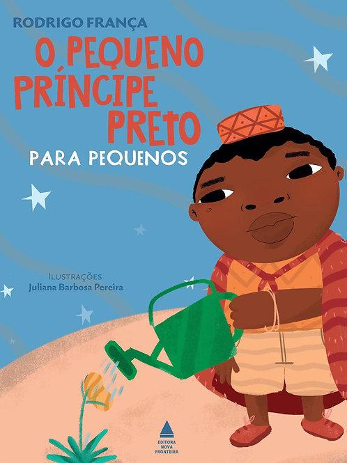 O Pequeno Príncipe Preto para pequenos