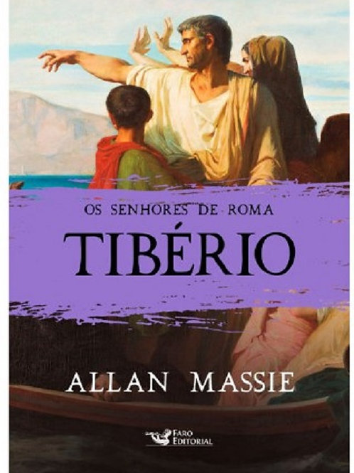Os Senhores de Roma - Tibério