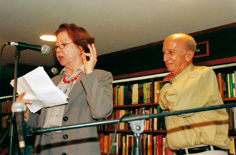 Fernanda Montenegro e Millôr Fernandes