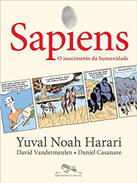Sapiens em quadrinhos