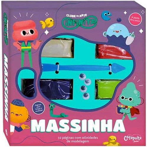 Clube de arte -Infinita - MASSINHA