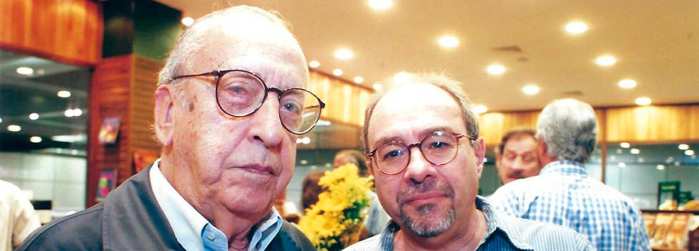 Moacyr Werneck de Castro e Sergio Augusto
