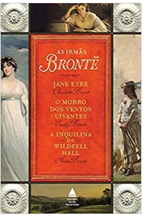 As Irmãs Brontë - Box Com 3 Livros +  Ecobag personalizada