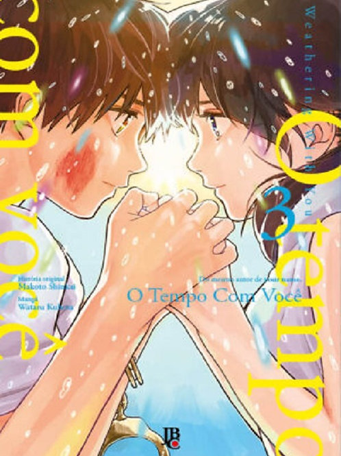 O Tempo com Você - Mangá volume 03