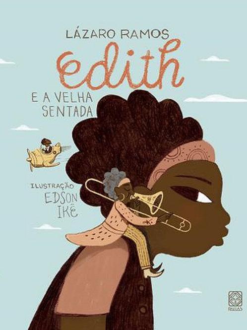 Edith e a velha sentada
