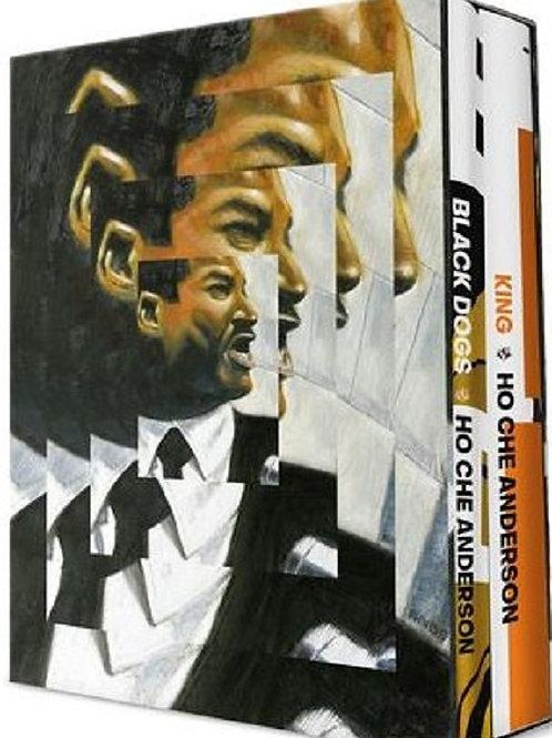 Caixa - King/Black Dogs - 02 volumes