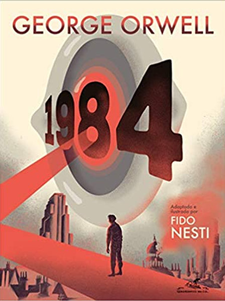 1984 em quadrinhos